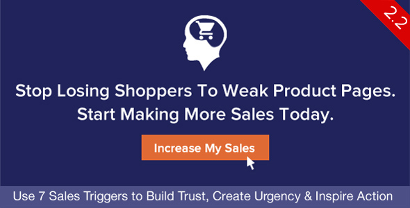 XL WooCommerce Sales Triggers - CodeCanyon Item for Sale