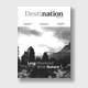 Destination Magazine Template - GraphicRiver Item for Sale
