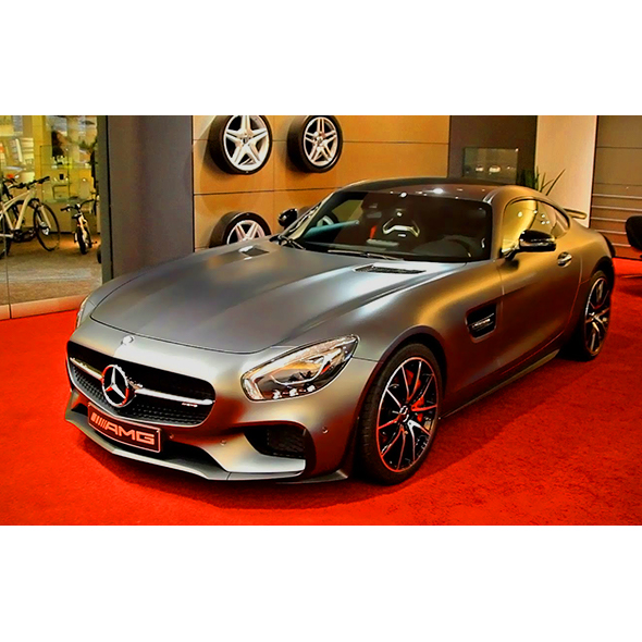 Mercedes Benz AMG GT S - 3DOcean Item for Sale
