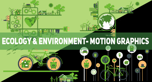 Ecology & Environment- Motion Graphics