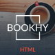 Bookhy - The Perfect Landing Page, Book & Ebook. Boost Your Conversions. - ThemeForest Item for Sale