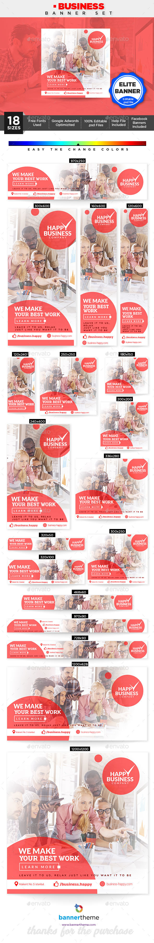 GraphicRiver Business Banner 21196783