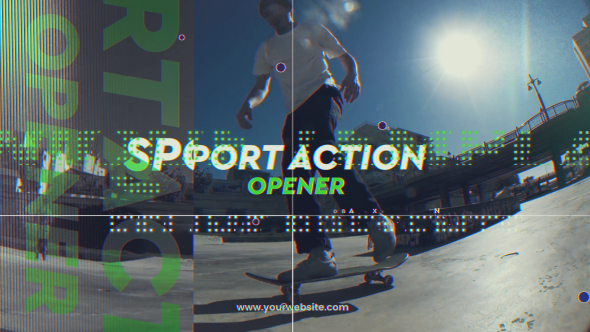 VideoHive Sport Action Opener 21196877