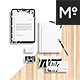 Basic Stationary Identity Mock-ups Set - GraphicRiver Item for Sale