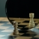White Pawn White Rook on the Chess Board - VideoHive Item for Sale