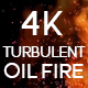 Fire Factory Turbulent Oil Fire 2 - VideoHive Item for Sale