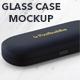 Glasses Case Mockup Set