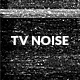 TV Noise Background