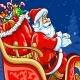 Santa Street Run - HTML5 Game