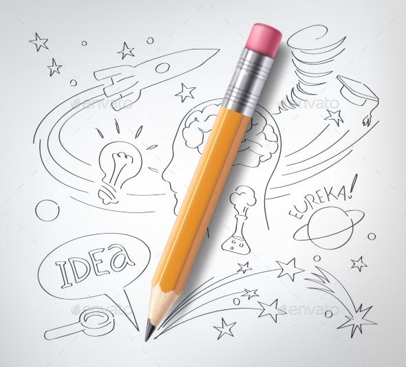 GraphicRiver Vector Education 21198294