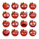 Cartoon Apple Character - GraphicRiver Item for Sale