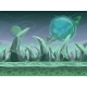 Fantasy Seamless Alien Landscape - GraphicRiver Item for Sale