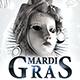 Mardi Gras & Carnival - Flyer