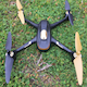 Drone Quadcopter Hover and Fly Away