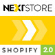 Ap Next Store - Shopify Responsive Theme - ThemeForest Item for Sale