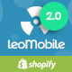 Mobile Shopify Theme