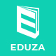 Eduza - Online Courses, Schools & Education PSD Template