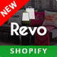 Revo - Creative Multi-Purpose Responsive Shopify Drag & Drop Sections Theme with 10 Layouts Ready - ThemeForest Item for Sale