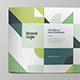 Modern Green Architecture Brochure - GraphicRiver Item for Sale