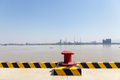 inland pier and yangtze river landscape - PhotoDune Item for Sale