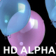 Balloon Pastel With Alpha - VideoHive Item for Sale