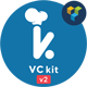 VCKit - WPBakery Page Builder addons collection (Visual Composer)
