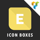 Elegant Icon Box | Visual Composer Add-on