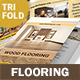 Flooring Service Trifold Brochure