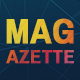 Magazette Magazine - News Blog & Magazine WordPress Theme - ThemeForest Item for Sale