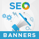 SEO HTML5 Banners - 7 Sizes