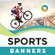 Sports HTML5 Banners - 7 Sizes - CodeCanyon Item for Sale