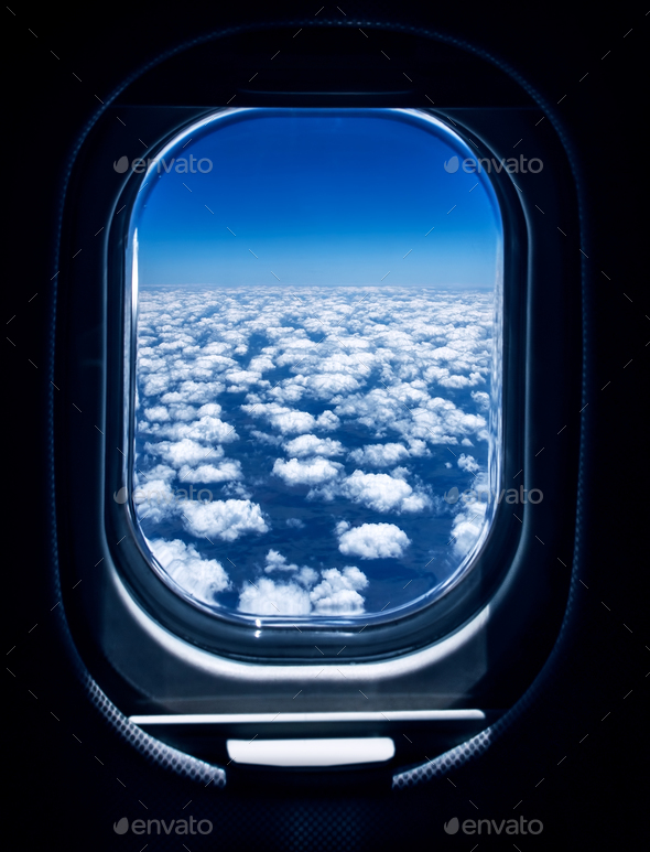 Air travel concept - Stock Photo - Images