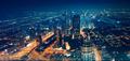 Panoramic view of Dubai city - PhotoDune Item for Sale
