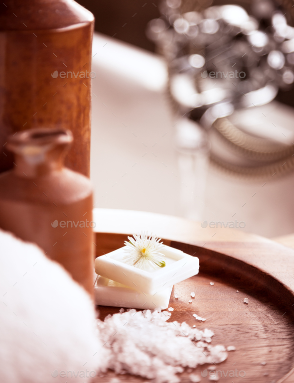 Spa concept - Stock Photo - Images