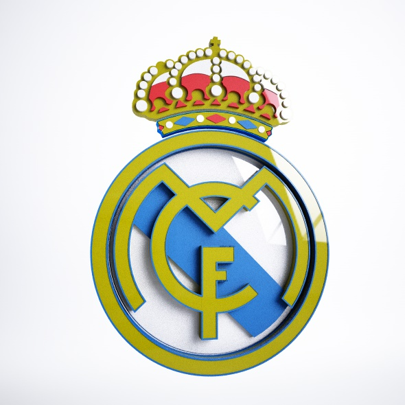 Real Madrid C.F. - 3DOcean Item for Sale