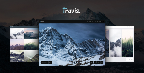 Photography WordPress | Travis Photography - Photography Creative