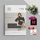 Fashion Lookbook Template Vol. 10