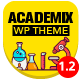 Academix - Multipurpose Education, Researcher and Professor WordPress Theme - ThemeForest Item for Sale