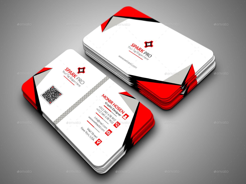 Business Card Bundle by artmap | GraphicRiver