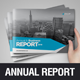 Annual Report Design v4 - GraphicRiver Item for Sale