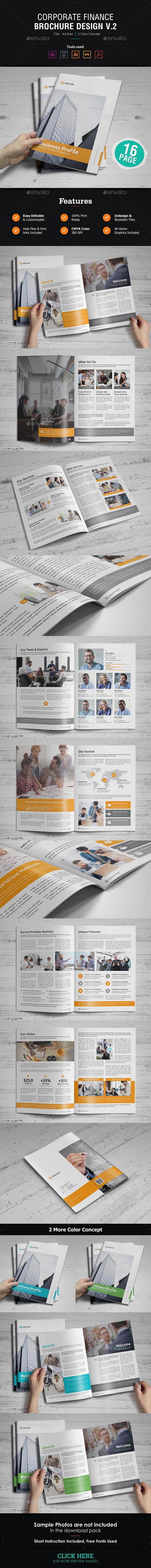 Corporate Brochure Design v2 - Corporate Brochures