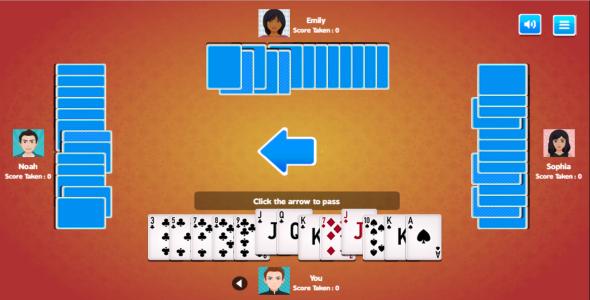 CodeCanyon Hearts HTML5 Game 21203002