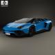 Lamborghini Aventador LP 750-4 Superveloce Roadster 2015