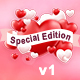 Valentine Card v1 - Special Edition - CodeCanyon Item for Sale