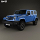 Jeep Wrangler Unlimited Polar Edition 2014