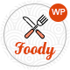 Foody - WordPress Restaurant Reservation & Food Store Website Theme - ThemeForest Item for Sale