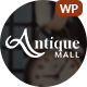 AntiqueMall - Antique Store Marketplace WordPress Theme