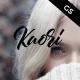 Kaori - Google Slide Template
