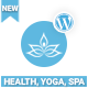 Yoga & Spa | Jogy - ThemeForest Item for Sale