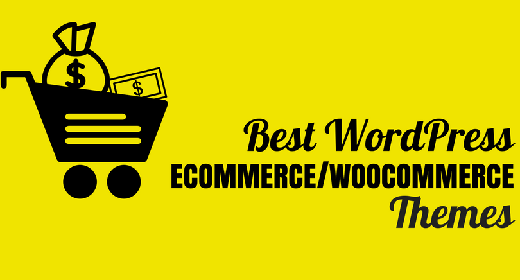 WOOCOMMERCE WORDPRESS THEME 2019